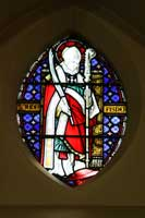 St John Fisher stained glass