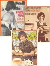 Delia Smith Cookery Books
