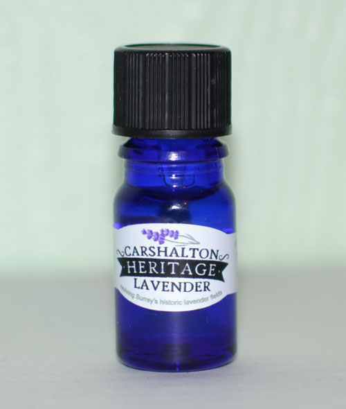 Carshalton Lavender oil