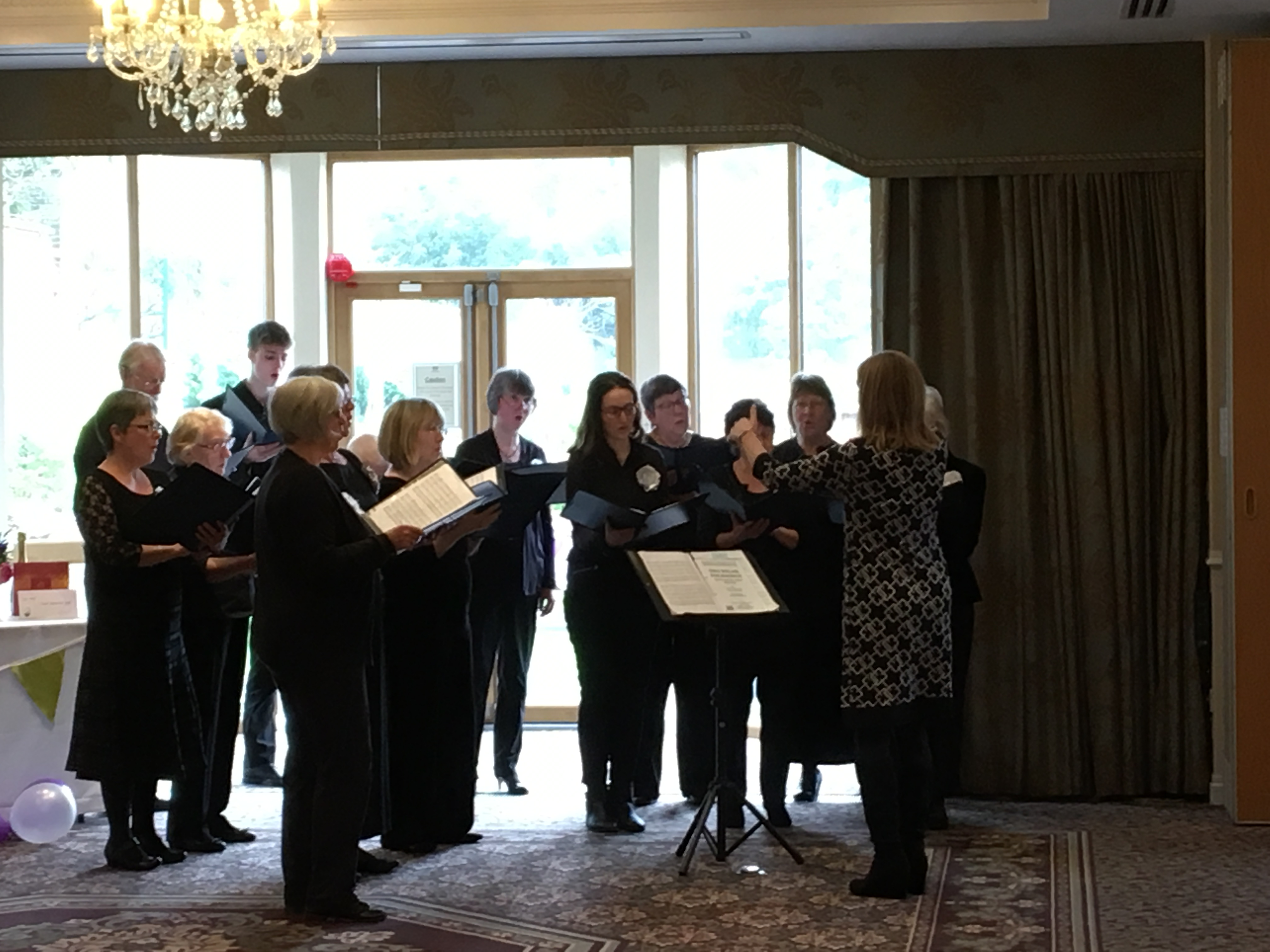 Quorum Singers at Shendish Manor