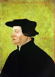 Ulrich Zwingli - Protestant Reformer