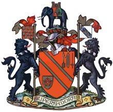 Bolton Coat of Arms - Col Ralph Fletcher
