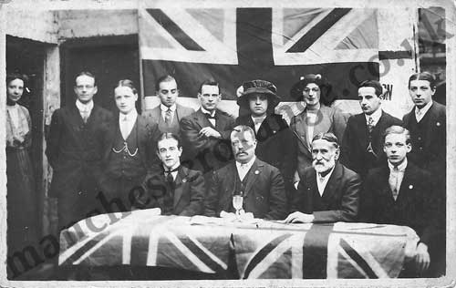 Ulster Covenant Signing, Manchester (Oldham Rd)