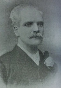 William John Austin - Victorian Orangeman