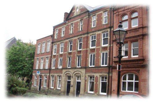 Blackburn Orange Hall