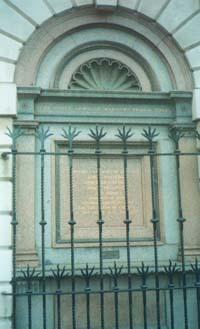 John Bradford Memorial