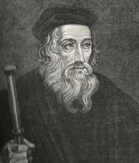 John Wycliffe - English Reformer