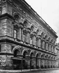 Manchester Free Trade Hall (1900)