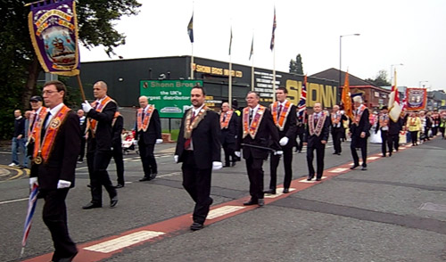 Manchester Orange Order