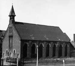 Saint Catherine's Church, Collyhurst