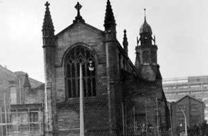 St Peters Church, The Centre of Orangeism in Oldham
