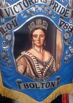 Victoria's Pride LOL 788 Bannerette