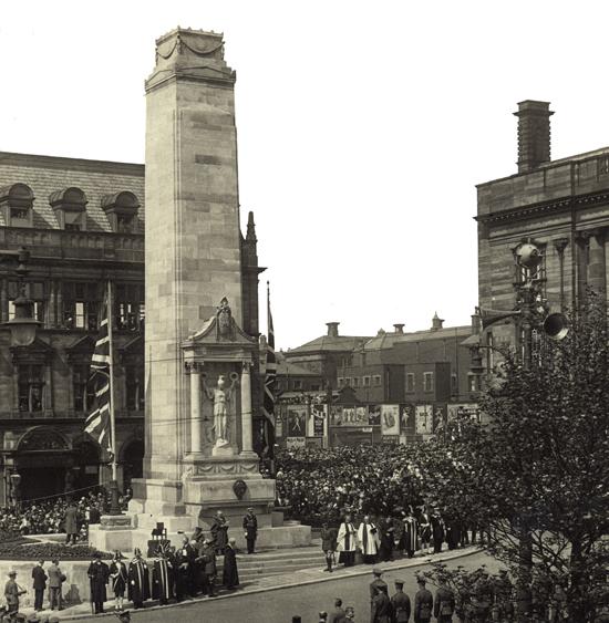 Preston War Memorial