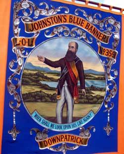 Bro. William Johnston
