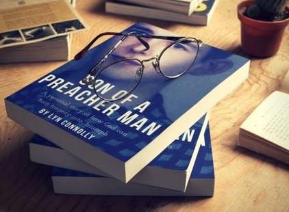 The book - Son of a preacher man.