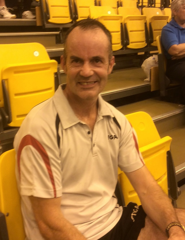 Gerry Campbell - 40+ Singles Gold