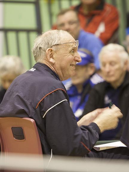 Ian - Chairman SVTTA