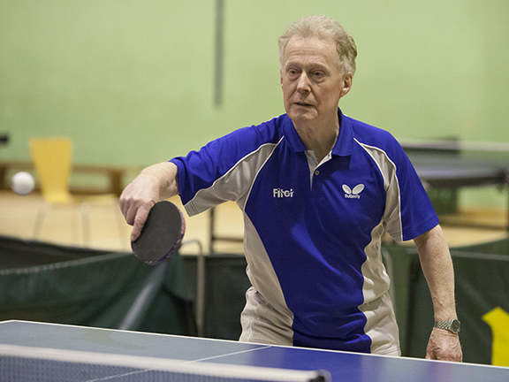 Bill Davidson - 75+ National Champion