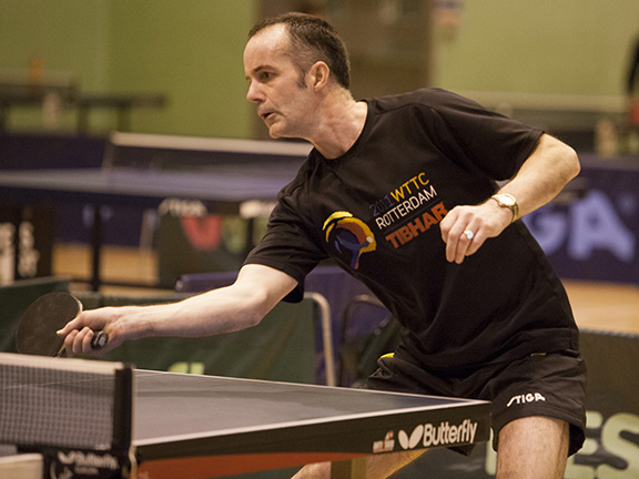 Gerry Campbell - National Open Champion