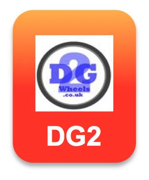 DG2 Wheels bike shop web-site