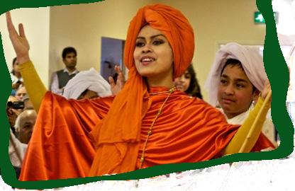Derby Hindu Temple Swami Vivekananda 150th Anniversary