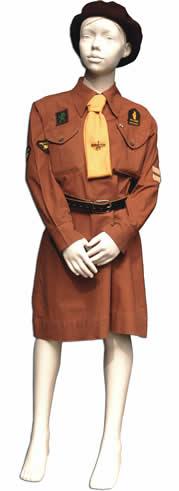 3rd Barnsley Brownies - Brownie Uniform