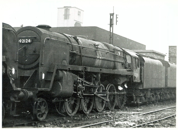 The 8d Association Speke Junction Locomotive Shed 8c