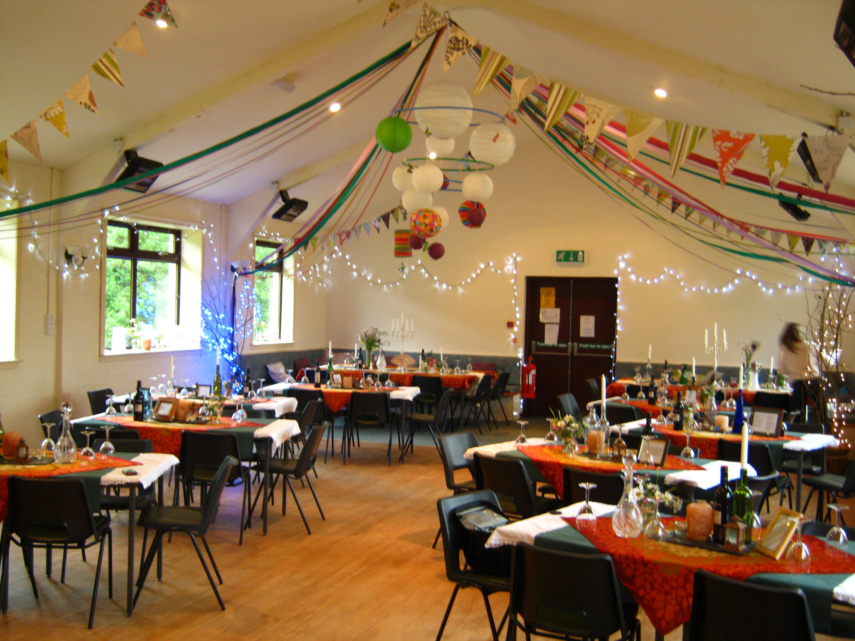 Port Of Menteith Village Hall Wedding 2012