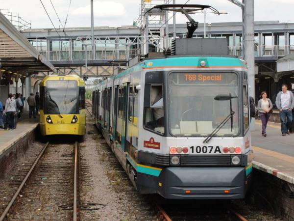 how to pay on trams manchester