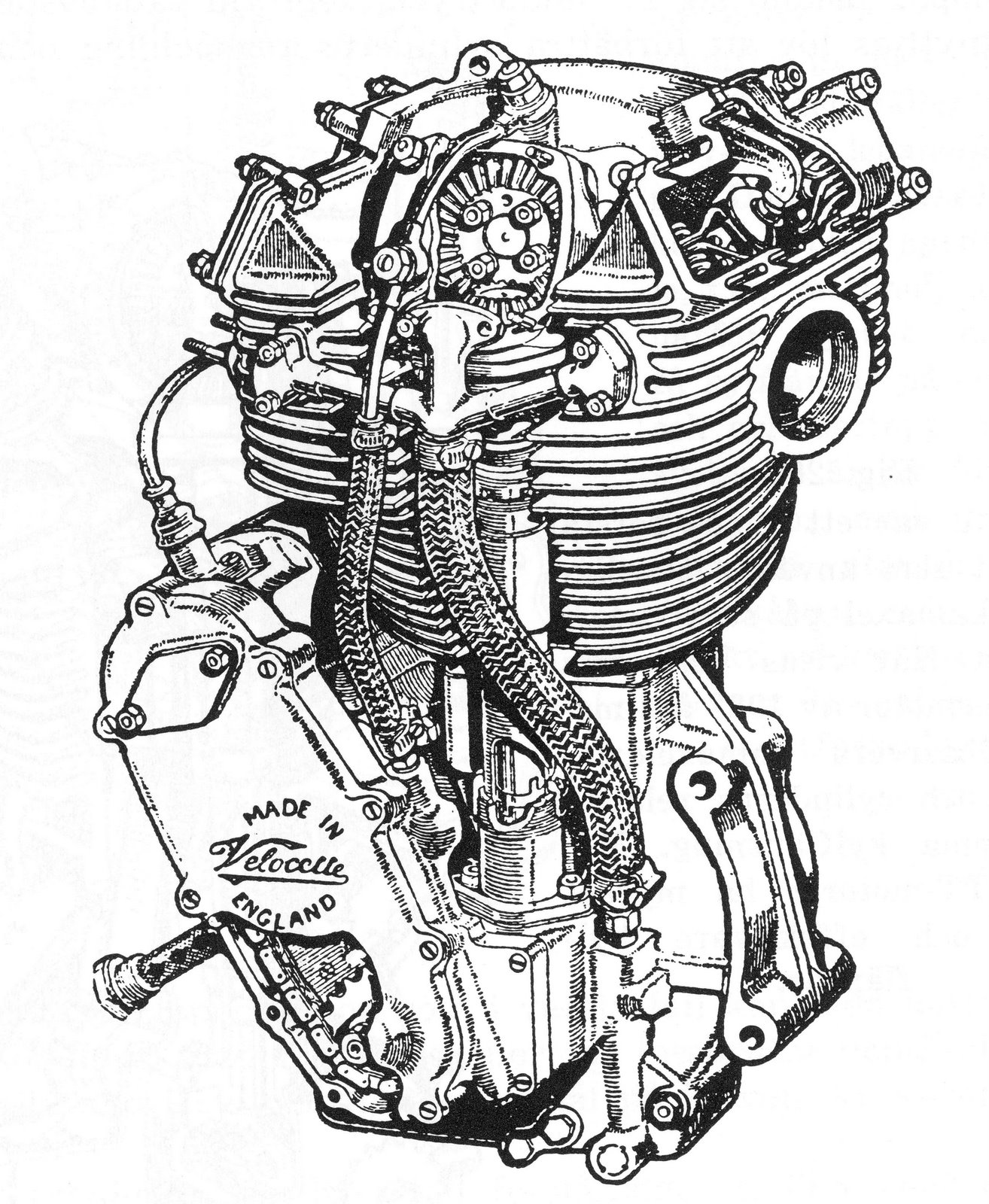 Velocette Owners Club Dorking Centre Complete List Of
