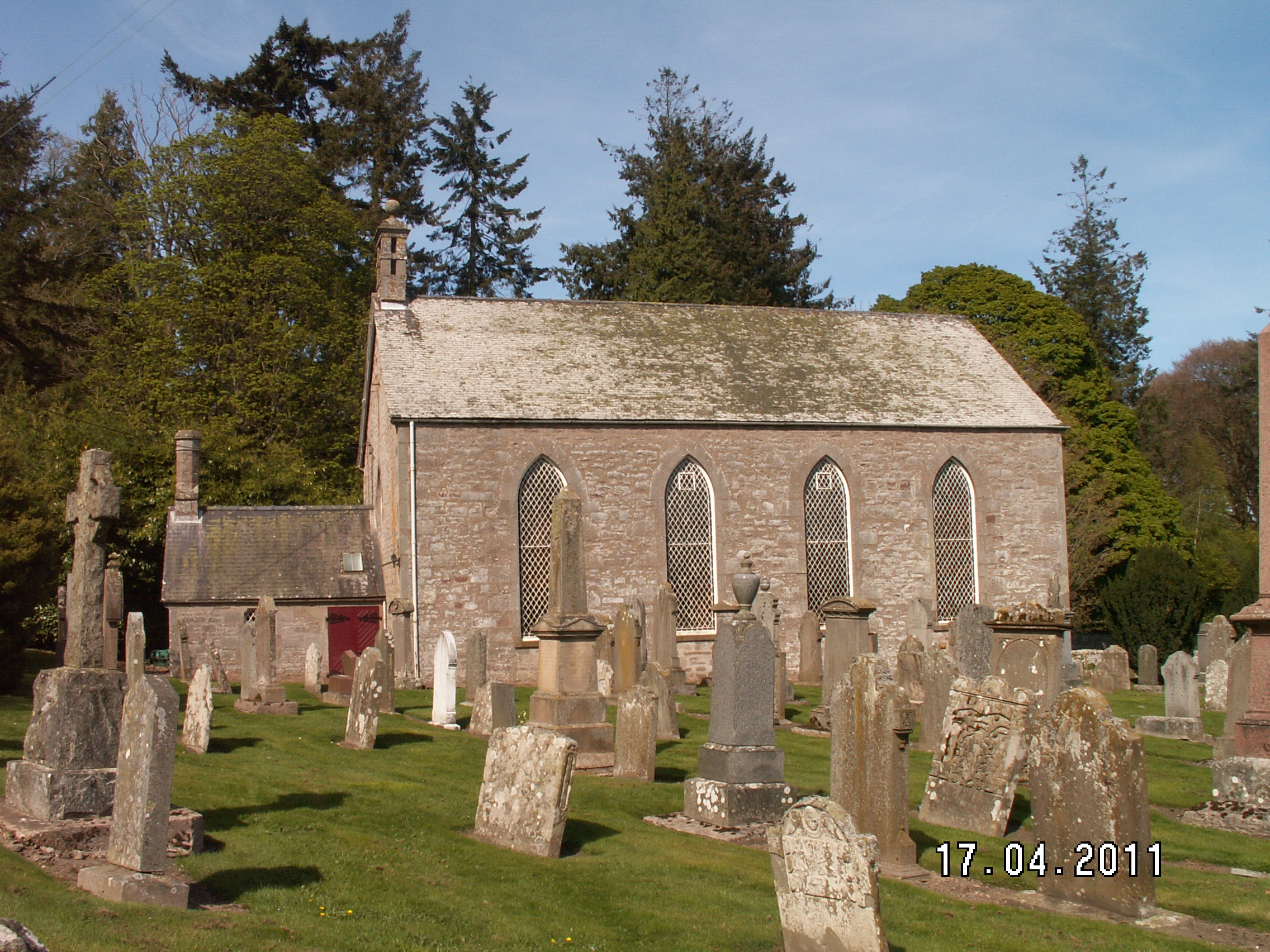 Dunnichen Church