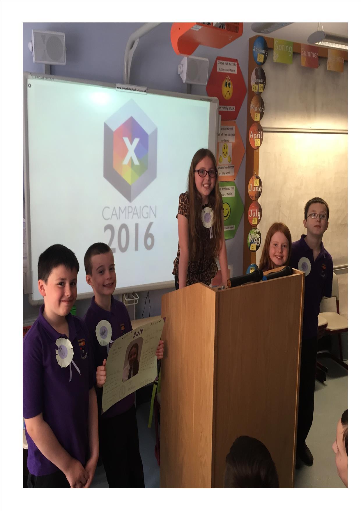 Miss Teacher 2016