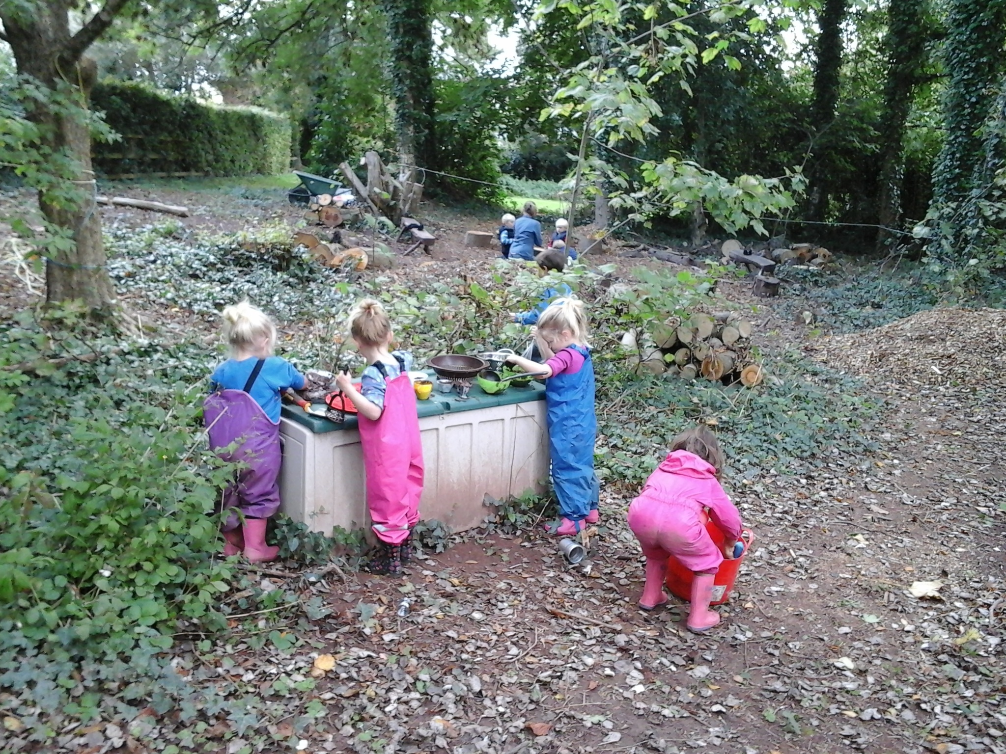 Forest School Thorverton pre-school