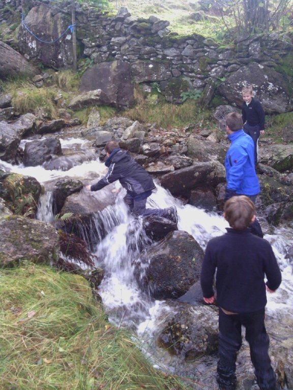 2nd east leake scout group