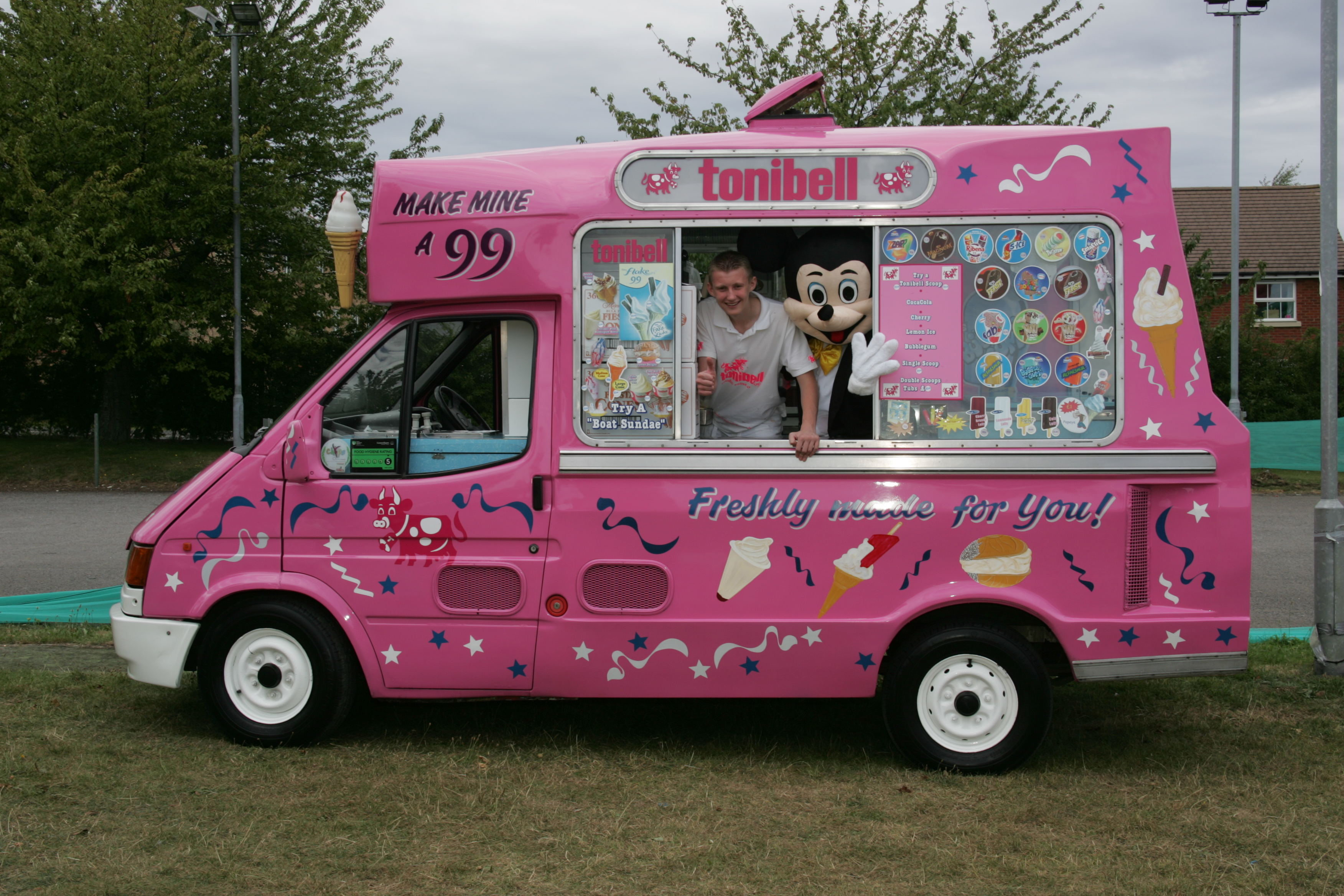 Catering Vans For Sale >> Ice Cream Vans For Sale | Autos Post