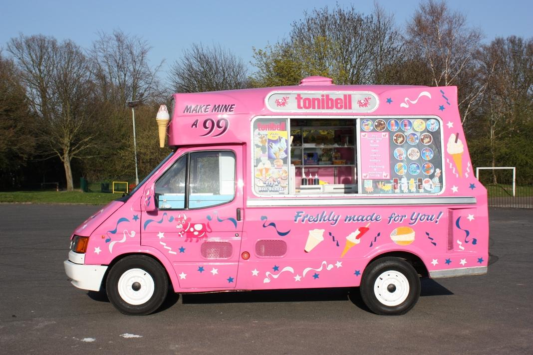 Image result for ice cream van