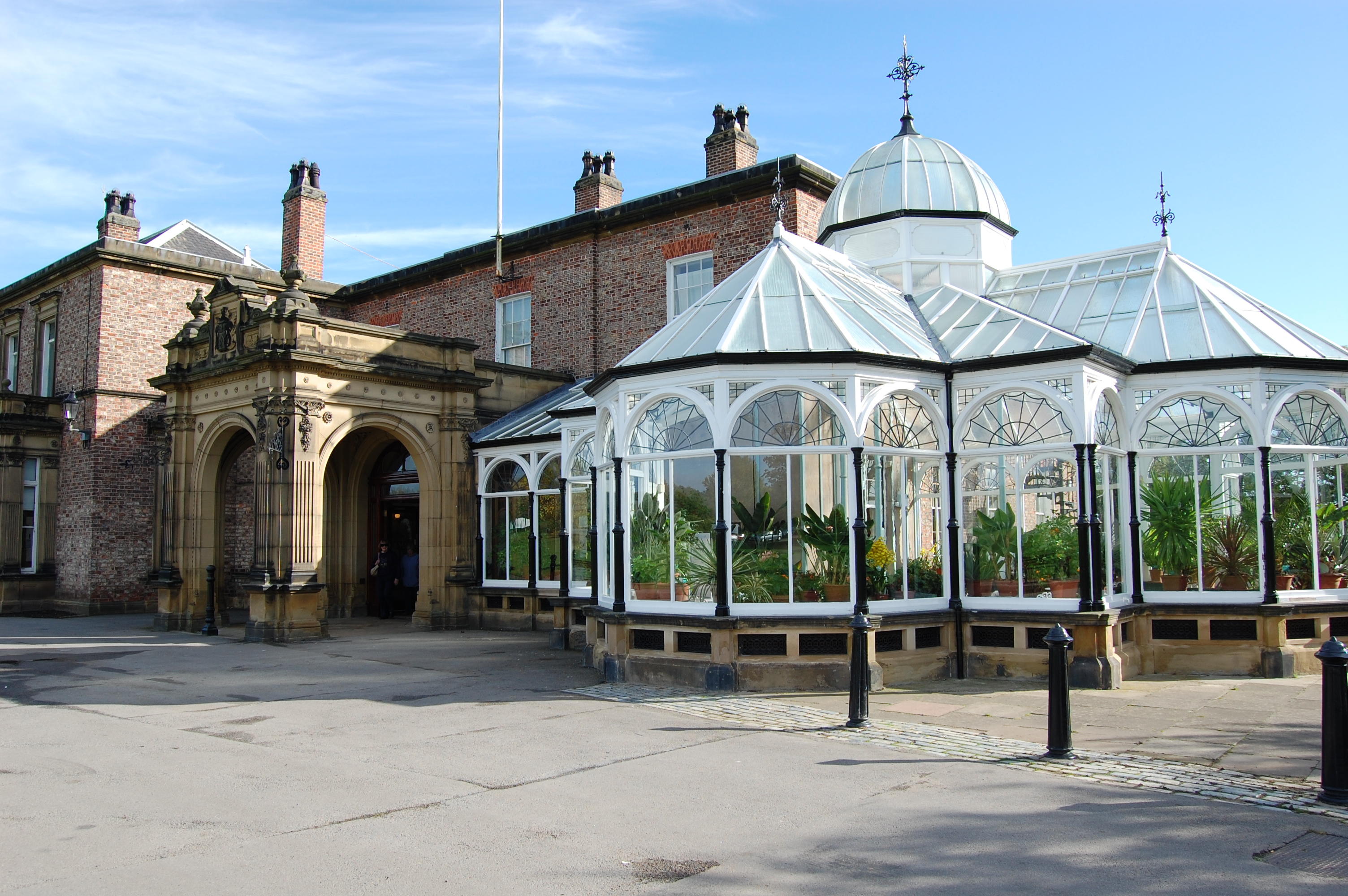 Friends of preston park victorian winter garden for Winter garden
