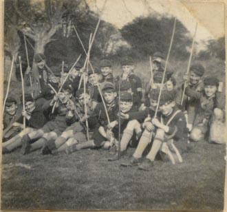 12th Swindon Cubs 1952