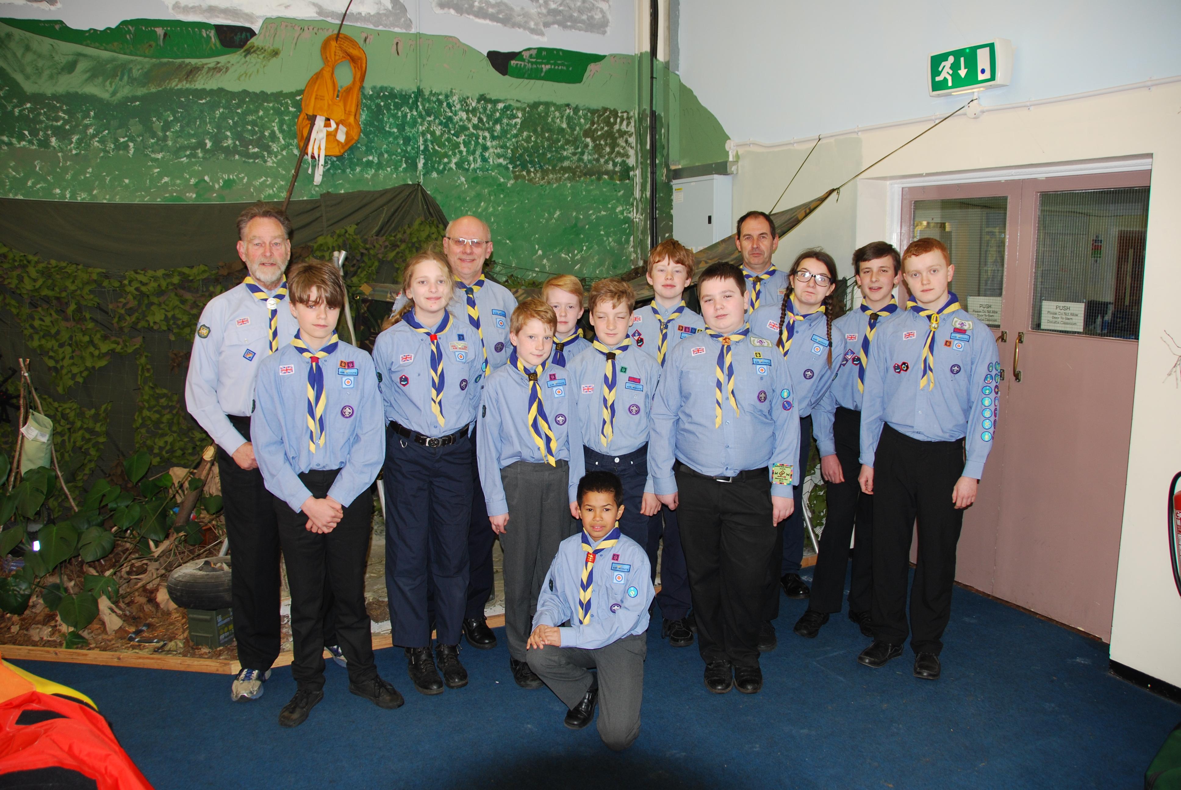 RAF Brize Norton SERE