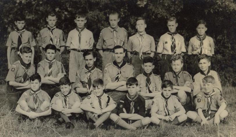 12th Swindon Scouts 1943