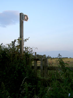Rights of Way - Sixpenny Handley