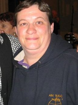 Group -Camp Helper (and occasional bus driver) - Elaine Weir - elaine