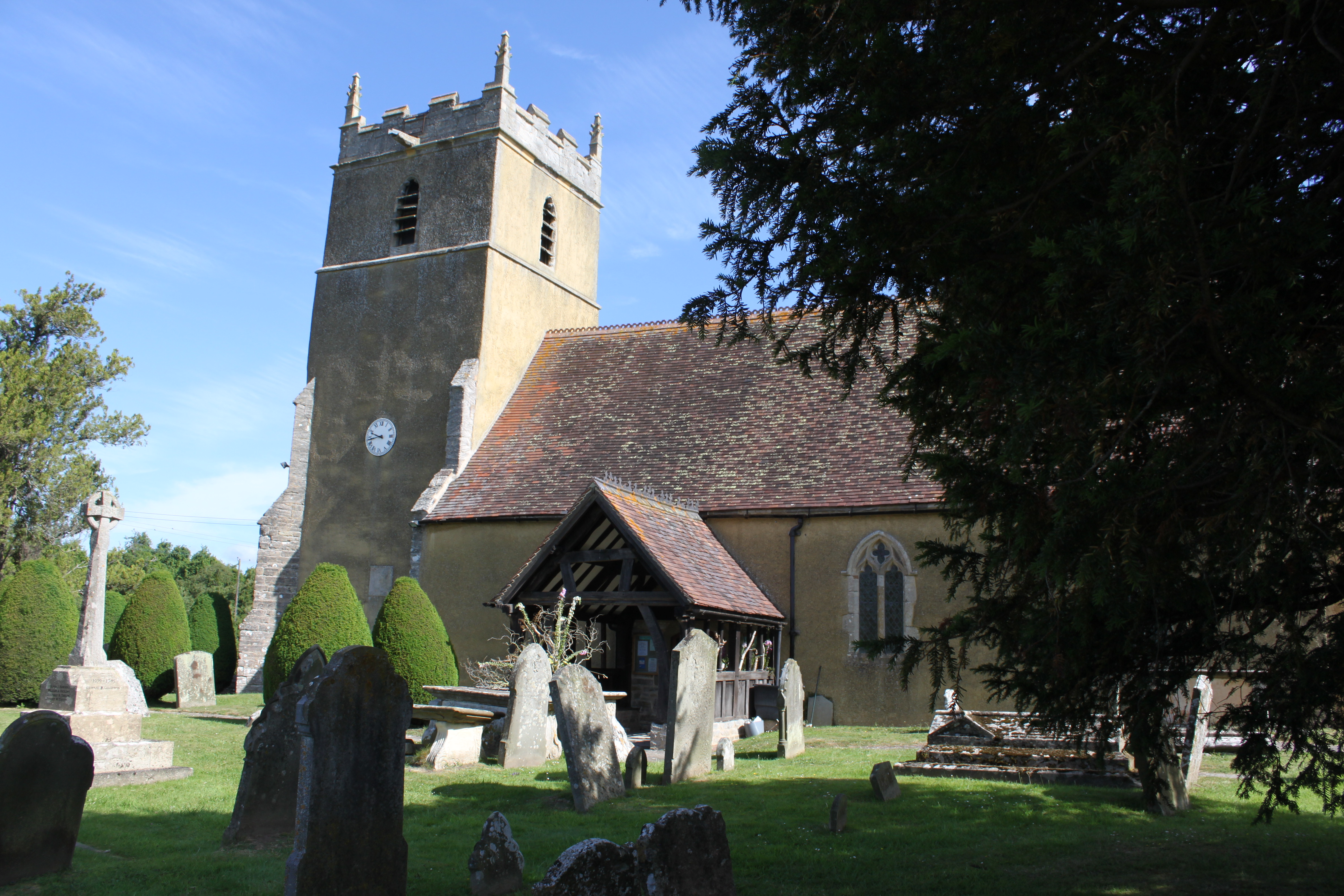 Tirley Church