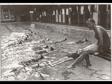 Reading Royals Synchronised Swimming Club Our History