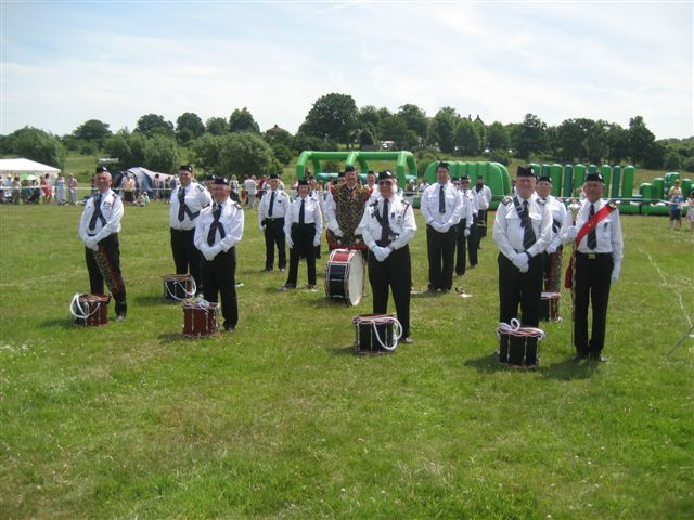 National Armed Forces Day at Chingford 27th June 2010.JPG