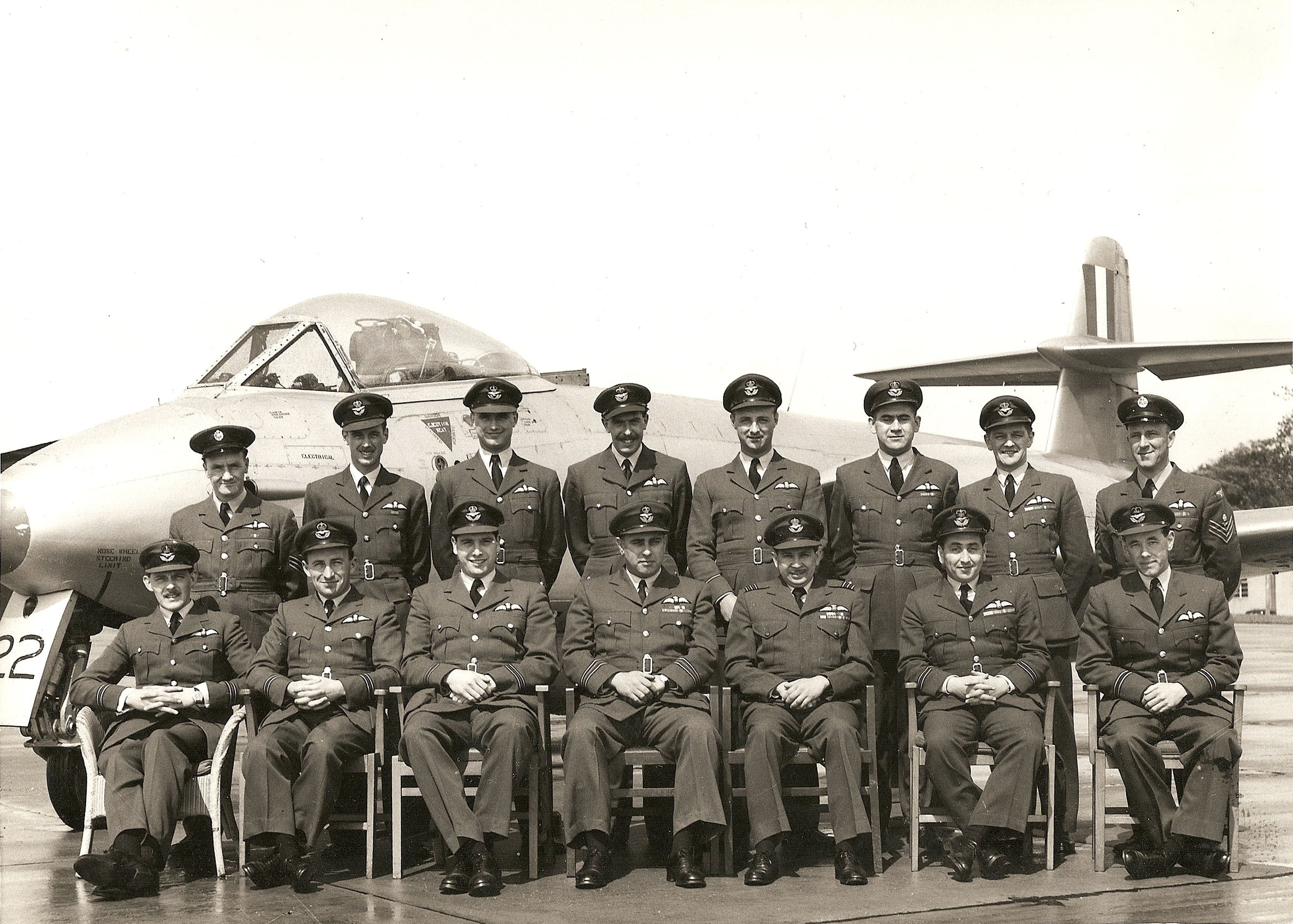 4 FTS, 4 Flying Training School, RAF Worksop, RAF Scofton