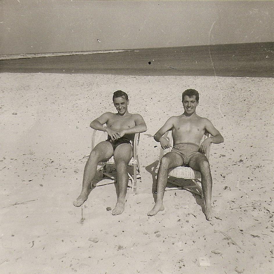 RAF Al-Adam, libya, 1958, George Gibbs