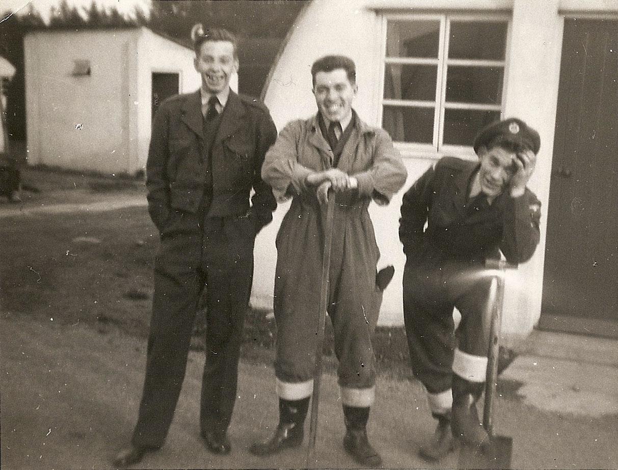 RAF Worksop, RAF Fire Service