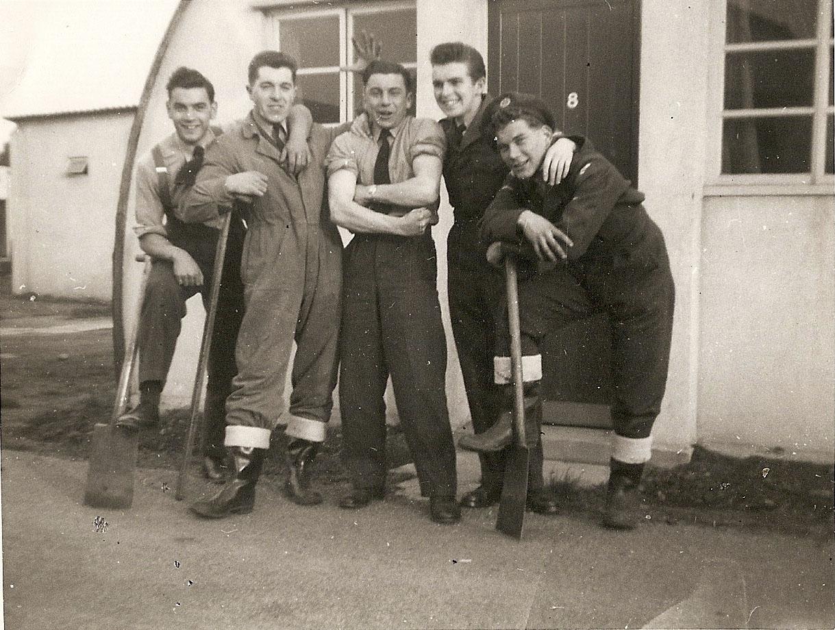 RAF Worksop, Fire Service