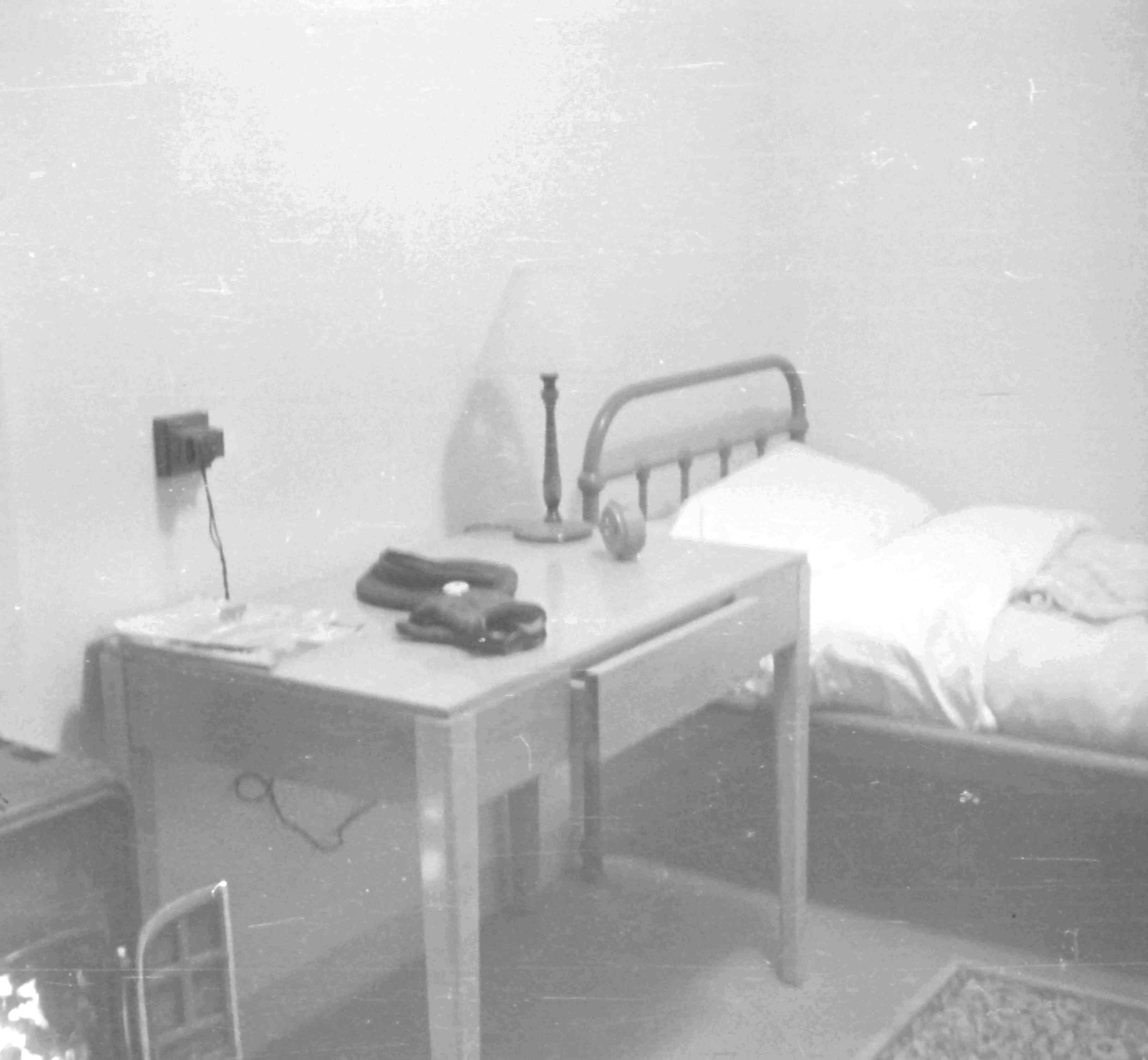 RAF Worksop, Room 26B, 1952
